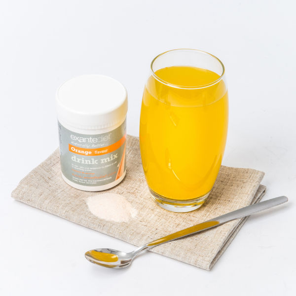 Exante Diet Orange Drink Mix