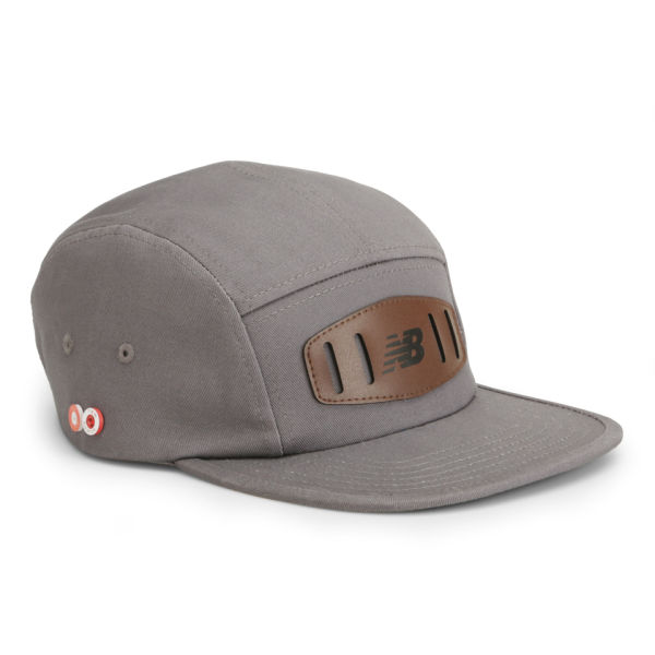 new balance unisex street 5 panel flat peak baseball cap. Black Bedroom Furniture Sets. Home Design Ideas