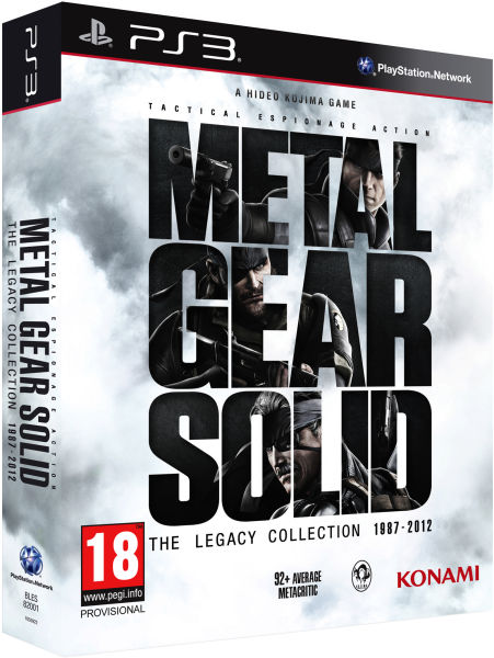 Back to previous page home metal gear solid legacy collection