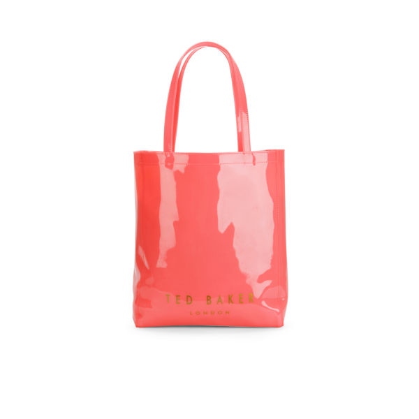 2bc10c0f281 Ted Baker Women s Solcon Bow Plastic Large Tote Bag - Pink