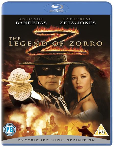 legend of zorro game