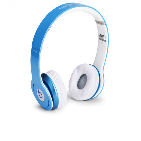 Beats By Dre Light Blue Beats by Dr  Dre Solo HD