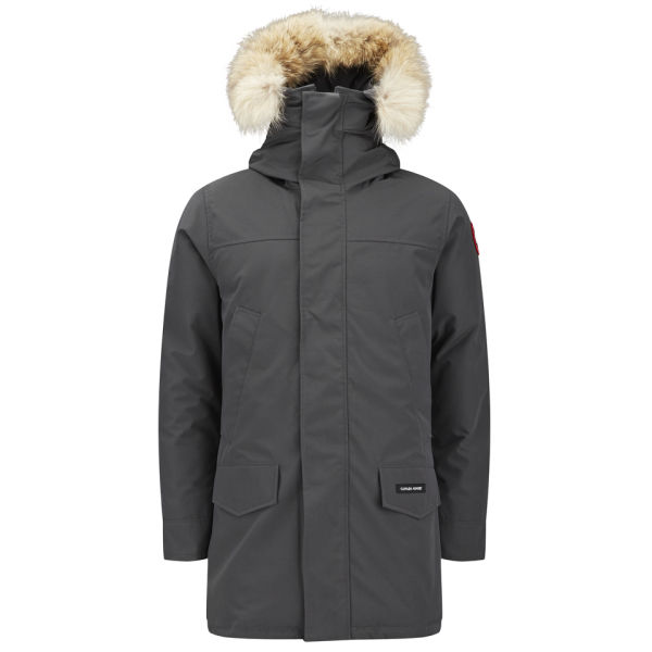 Canada Goose montebello parka replica official - Canada Goose Men's Langford Parka - Graphite - Free UK Delivery ...