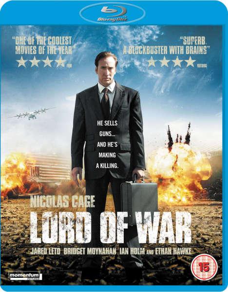 Lord Of War Blu Ray Zavvi
