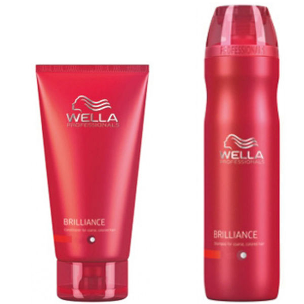 Wella Professionals Brilliance Duo For Fine To Normal
