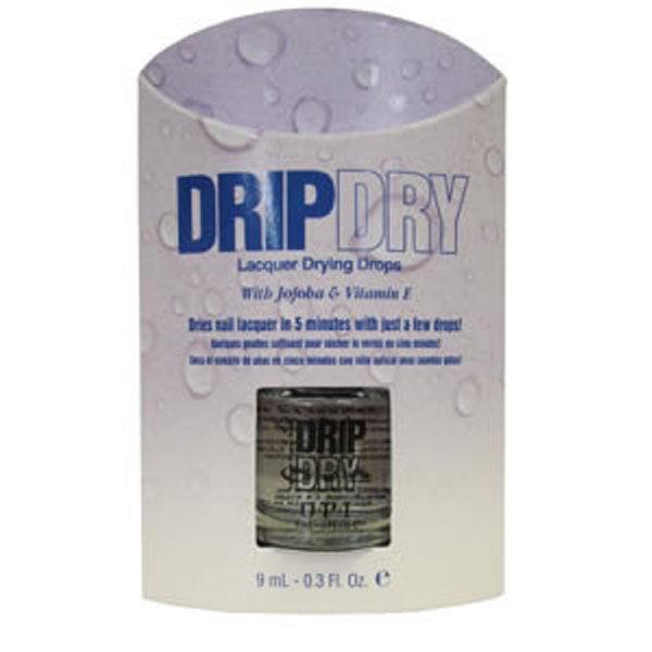 Opi Drip Dry Drying Drops 9ml Free Shipping