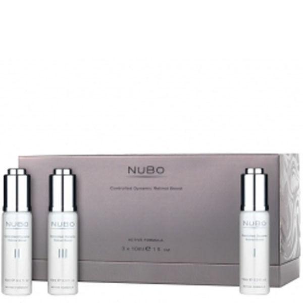 Coffret soins au rétinol Nubo Controlled Dynamic Retinol Boost Set - 10ml