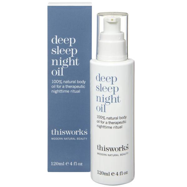 this works Deep Sleep Night Oil (120ml)