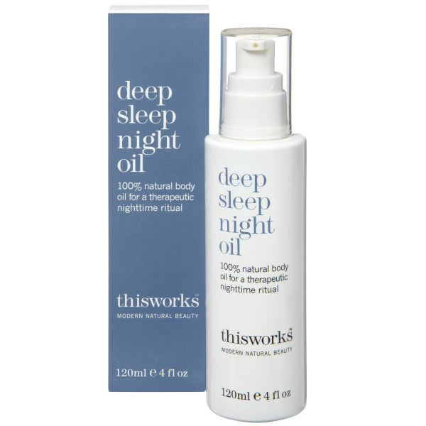 this works Deep Sleep huile de nuit relaxante  (120ml)