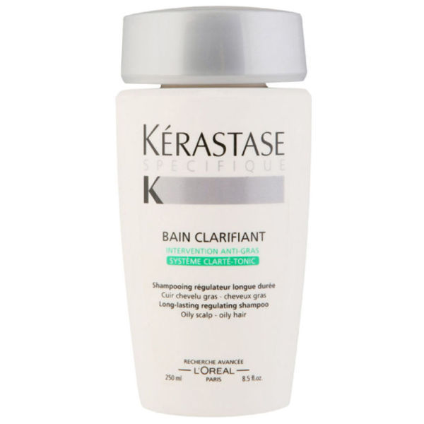 K rastase specifique bain clarifiant 250ml for Bain miroir 1 kerastase