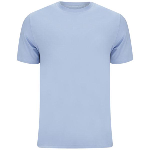 Derek Rose Men's Basel 1 French T-Shirt - Blue