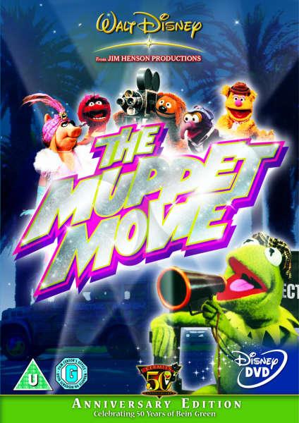 The Muppet Movie Dvd Zavvi