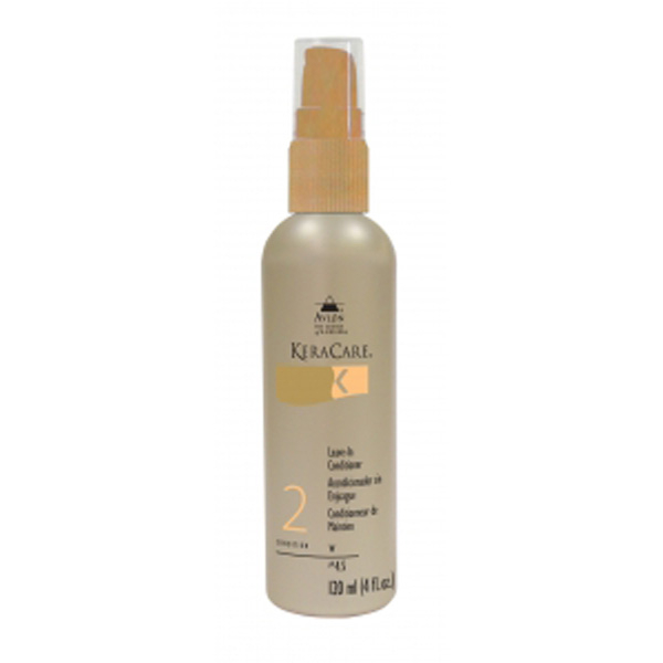 Hair Leave-In : Keracare Leave-In Conditioner (118ml) - FREE Delivery