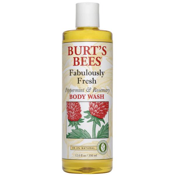 Burt's Bees Body Wash - menta e rosmarino350ml