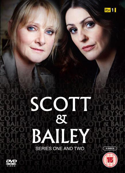 Scott and bailey series 1 and 2 dvd thehut com