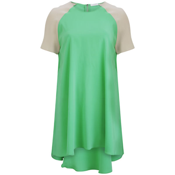 D.EFECT Women's Natasha Dress - Irish Green