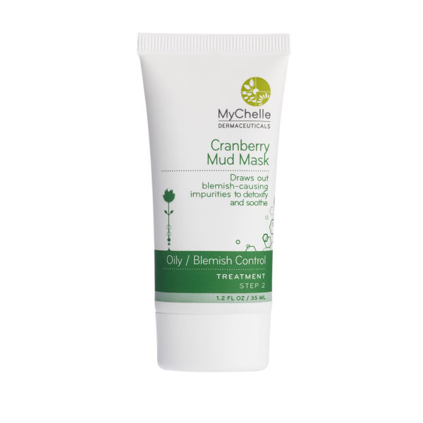 MyChelle Cranberry Mud Mask