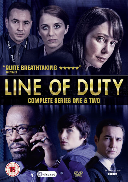 Back to previous page Home Line of Duty - Series 1 and 2