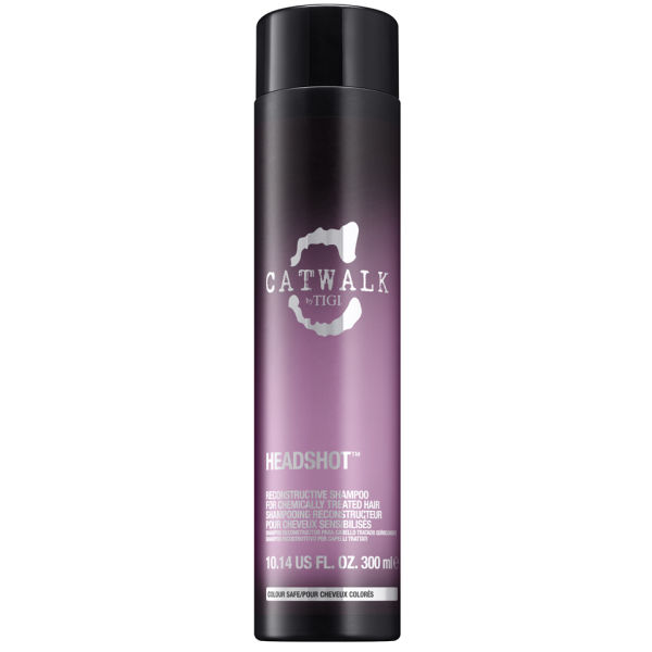 TIGI Catwalk Headshot Reconstructive Shampoo (300 ml)