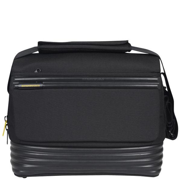 Mandarina Duck Feather Shoulder Bag 104