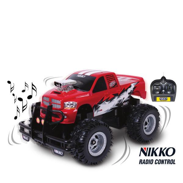 Nikko Radio Ohjattavat Autot