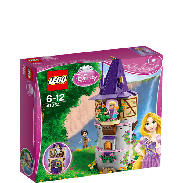 Lego Disney Princess Rapunzel S Creativity Tower 41054