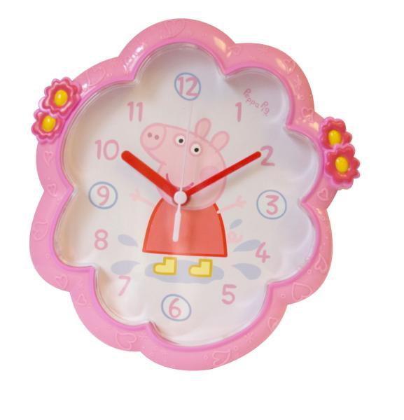 Peppa Pig Wall Clock Toys Zavvi
