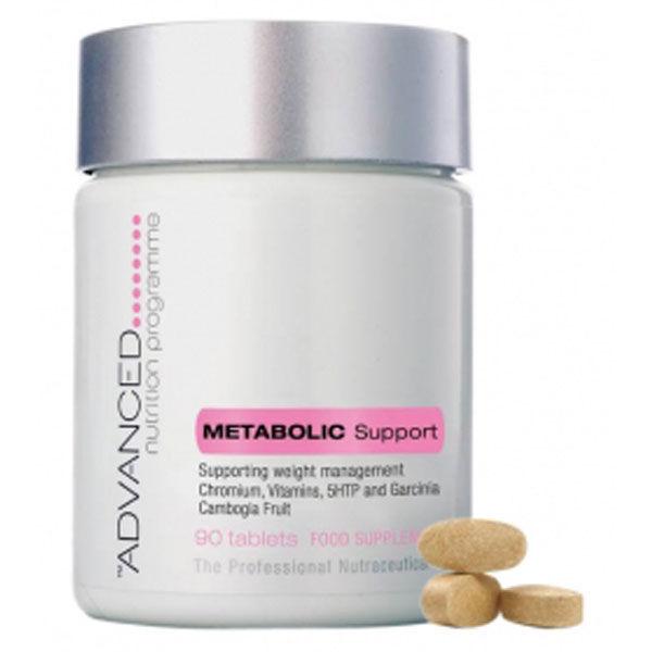 Metabolic Support (90 Tablets)   BeautyExpert