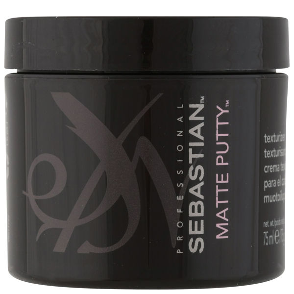 SEBASTIAN PROFESSIONAL MATTE PUTTY (mattierende Haarstyling Paste) 75gr