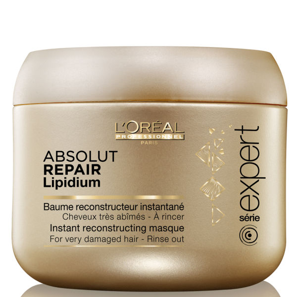 L Oreal Professionnel Absolut Repair Lipidium Masque