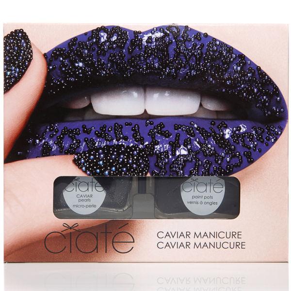 Ciate Caviar Manicure Black Pearls: Image 01
