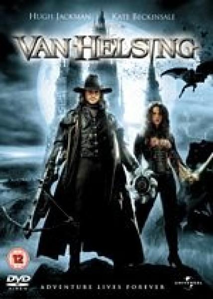 Van Helsing Dvd Zavvi
