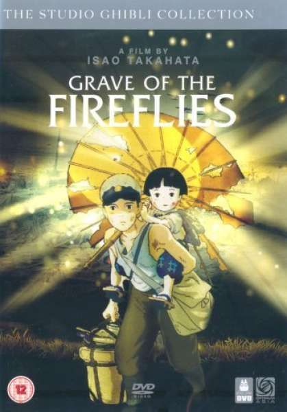 Grave Of The Fireflies Dvd Zavvi