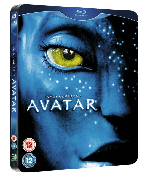 Avatar Limited Edition Steelbook Includes Dvd Blu Ray