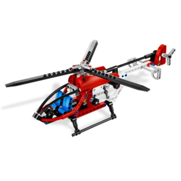 lego technic helicopter 8046 iwoot. Black Bedroom Furniture Sets. Home Design Ideas
