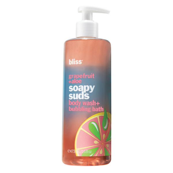 bliss Aloe Vera and Grapefruit Soapy Suds