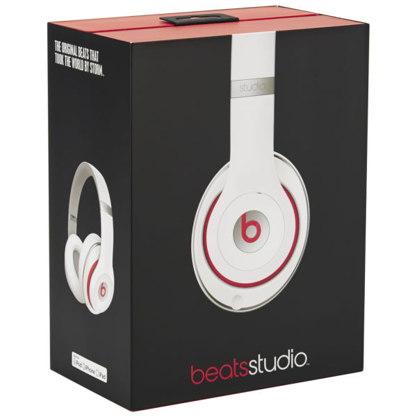 Beats By Dr Dre: Studio 2.0 Noise Cancelling Headphones with RemoteTalk - White: Image 31