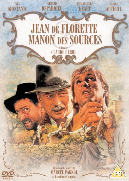 Jean De Florette Manon Des Sources Dvd Zavvi