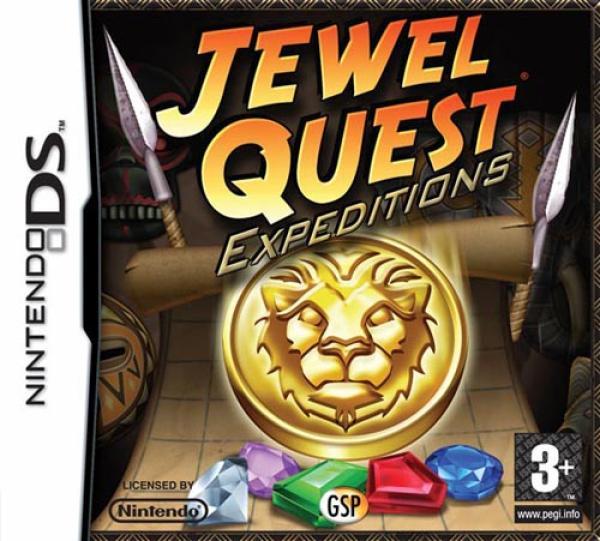 Jewel Quest Nintendo Ds Zavvi