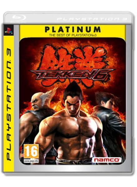 Tekken 6 Platinum Ps3 Zavvi