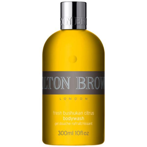 Molton Brown Fresh Bushukan Citrus Body Wash 300ml