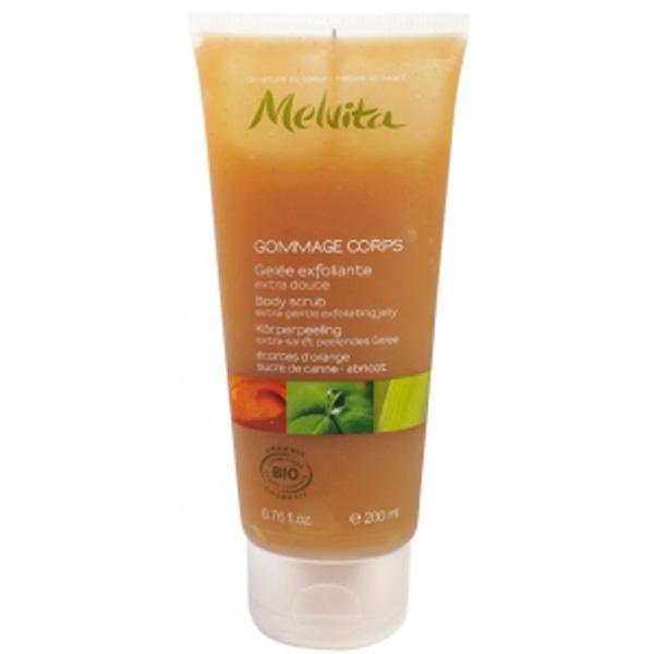 Melvita Extra-Gentle Body Scrub (200ml)
