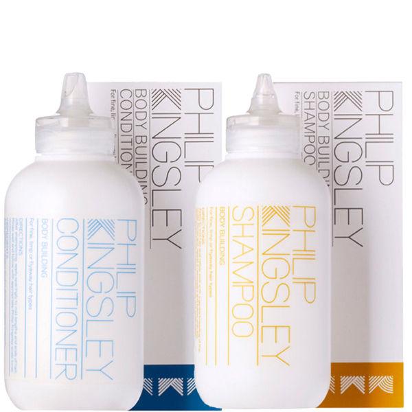 Philip Kingsley Body Building Duo - Shampoo & Conditioner
