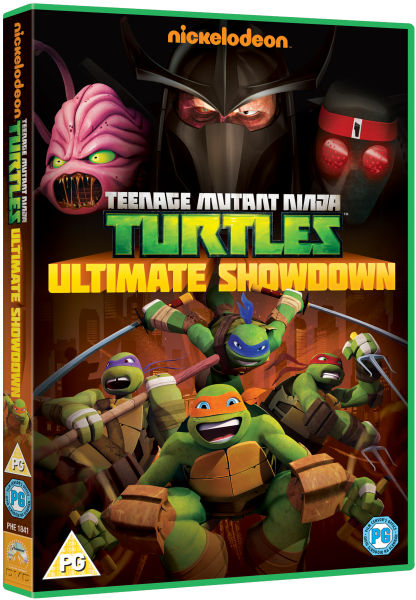 Teenage Mutant Ninja Turtles Season 1 Episode 1  Turtle Tracks
