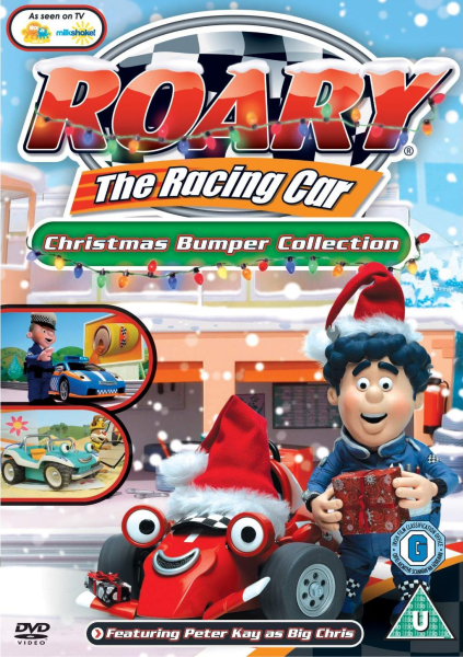 Roary The Racing Car Christmas Bumper Collection Dvd Zavvi