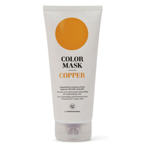 KC Professional Color Mask - Cobre (200 ml)