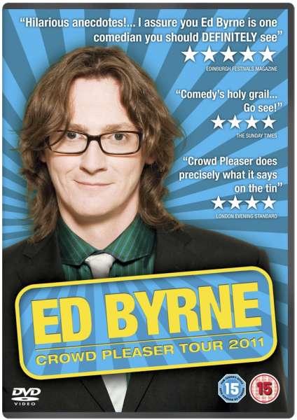 Ed Byrne: Crowd Pleaser
