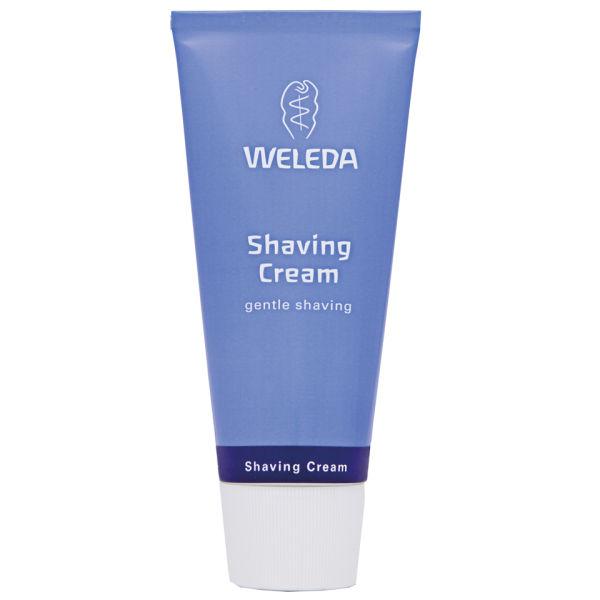 Weleda Men's Shaving Cream (75ml)