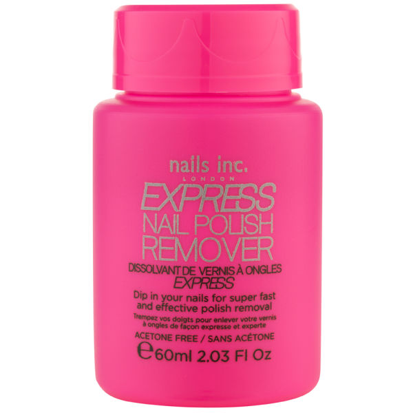 Nails Inc Express Nail Polish Remover Pot Free Shipping