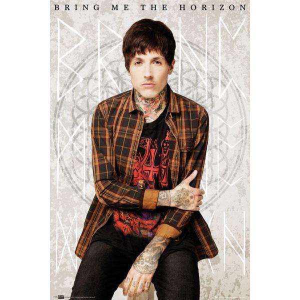 Bring Me The Horizon Oli - Maxi Poster - 61 x 91.5cm